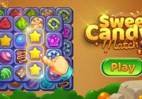 Sweet candy puzzle - Triple match games Cheats&Hack