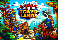 Towerlands - strategy of tower defense Cheats&Hack