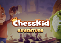 ChessKid Adventure - Mga daya&Pataga