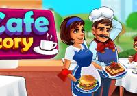 Vaření Cafe - Cheaty kuchařů&Zaseknout