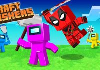 Craft Smashers io - Imposter multicraft battle Cheats&Хак