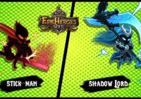 Epic Heroes War - Helden retten Cheats&Hacken