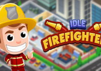 Idle Firefighter Tycoon - Fire Emergency Manager Cheats&Hack