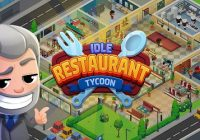 Idle Restaurant Tycoon - Cooking Restaurant Empire Cheats&Hack