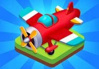 Merge Planes - Best Idle Relaxing Game Cheats&Хак