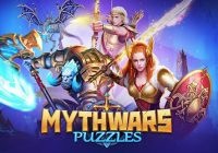 MythWars & Puzzles: RPG Match 3 ٺڳي&ڇِڪيو
