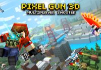 Pixel Gun 3D: FPS Shooter & Battle Royale Cheats&Hack