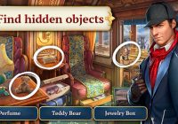 Sherlock: Mystery Hidden Objects & Match-3 Cases - Iruzurrak&Hack