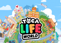 Toca Life World: Build stories & create your world Cheats&किराये का