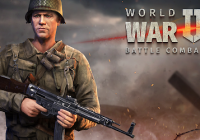 World War 2 - Battle Combat (FPS Games) Huijausta&Hakata