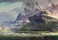 World of Tanks Blitz PVP MMO 3D tank game for