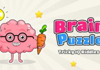 Brain Puzzle:Tricky IQ Riddle‪s - Cheats&Hack