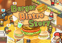 Burger Bistro Story - 欺騙&黑客