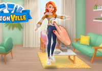 DesignVille: ખેર, Interior & Garden Design Game Cheats&હેક