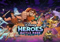 Disney Heroes: Battle Mode - បោក&Hack