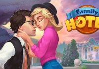 Family Hotel: Renovation & love story match-3 game Cheats&Hack