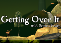 Getting Over It with Bennett Foddy Cheats&Gian lận