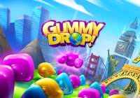 Gummy Drop! Match to restore and build cities Cheats&כאַק
