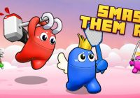 Mshawishi Smashers 2 - cute survival io games Cheats&Hack
