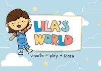 Lila's World: Create, Play, Learning Game for Kids Cheats&Gian lận