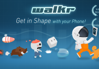 Walkr: Fitness Space Adventure - បោក&Hack