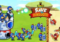 Save The Kingdom: Merge Towers Cheats&Hack