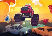 Smash racing: drive from cops, make an epic crash! Cheats&Hack