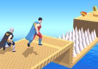 Superhero Run - Epic Transform Race 3D Cheats&Hack