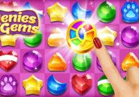 Genies & Gems - Match 3 Game Cheats&Hack